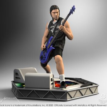 Robert Trujillo Hardwired Rock Iconz Statue, , hi-res