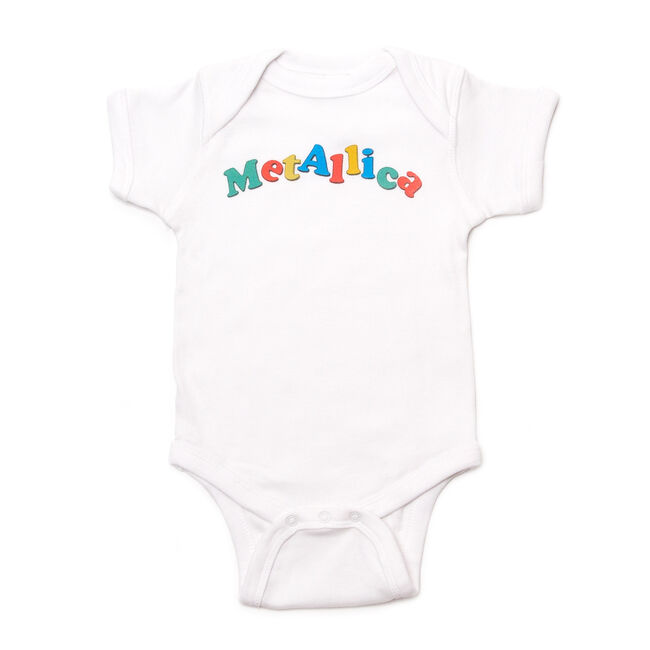 Magnets Logo Onesie, , hi-res