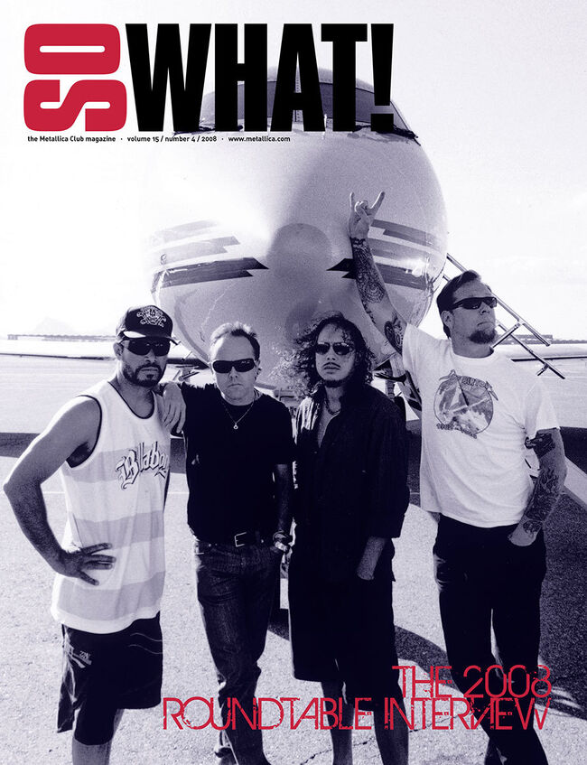 So What! Volume 15, Issue 4, , hi-res