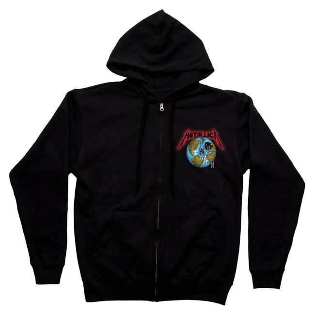 The Unforgiven (Executioner) Full-Zip Hoodie, , hi-res