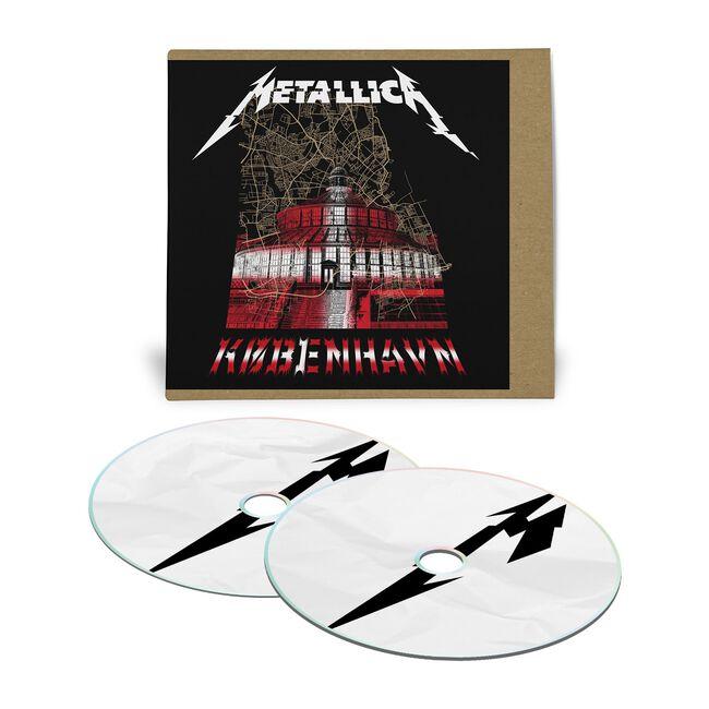 Live Metallica: Copenhagen, Denmark - July 11, 2019 (2CD), , hi-res