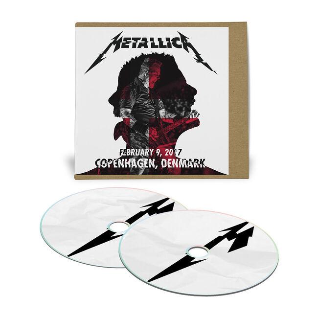 Live Metallica: Copenhagen, Denmark - February 9, 2017 (2CD), , hi-res