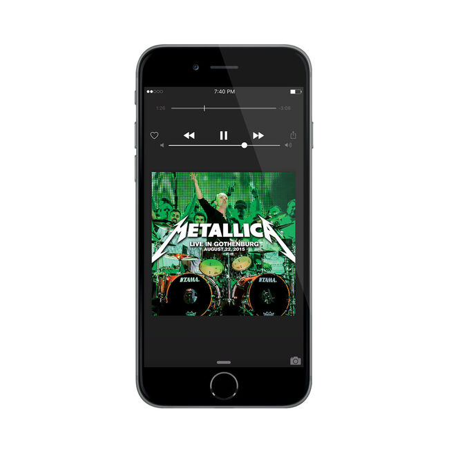 Live Metallica: Gothenburg, Sweden - August 22, 2015 (Digital Download), , hi-res