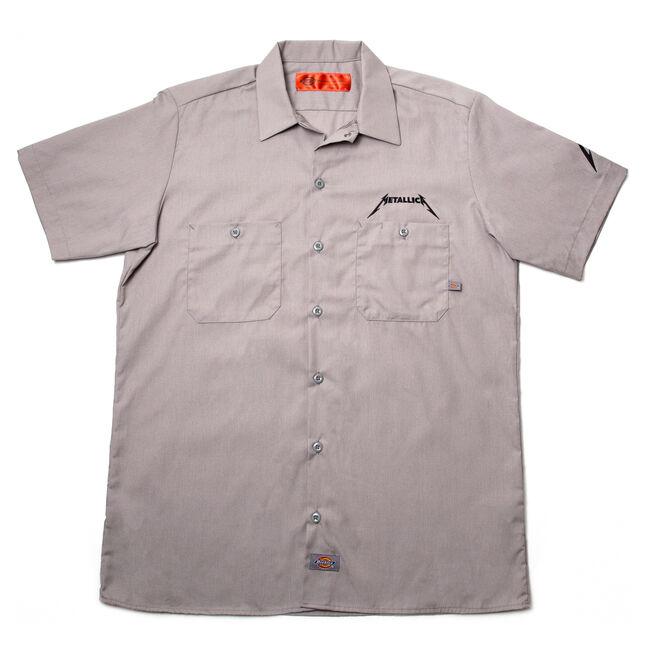 Grey Work Shirt, , hi-res