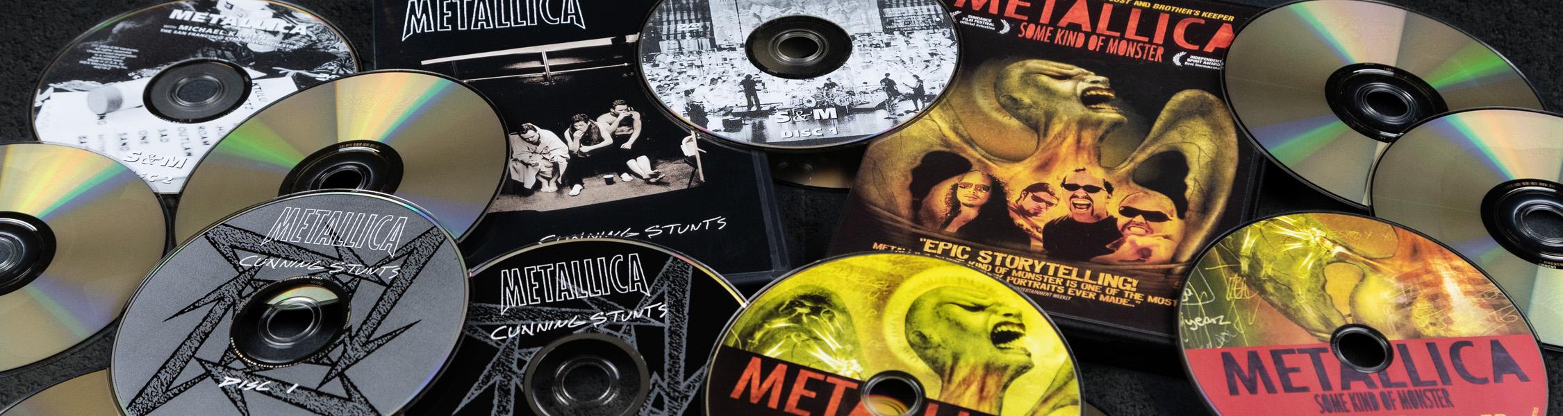 Blu-Ray & DVD   The Met Store at Metallica com