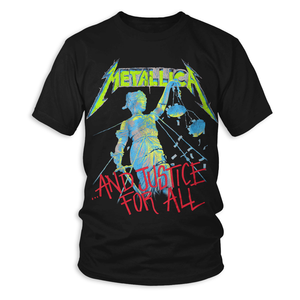 658dfd6db5 And Justice for All T-Shirt | Metallica.com